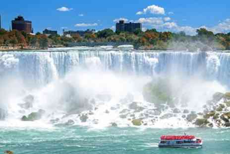 Ramada Hotel - Niagara Falls Stay with Dining Vouchers - Save 0%