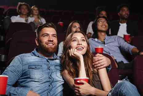 Red Letter Days - Two cinema tickets for two adults valid at all UK Cineworld locations - Save 0%