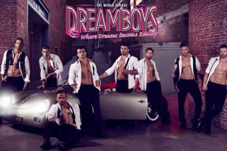 The Dreamboys - One ticket to The Dreamboys Show with a cocktail and afterparty entry on 21 October To 23 December 2017 - Save 40%