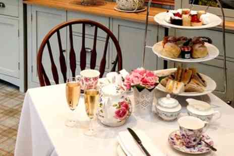 The Grange - Traditional Afternoon Tea for Two or Four - Save 50%