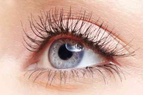 Rapunzel Hair & Beauty Salon - Full Set of Semi Permanent Eyelash Extensions - Save 80%