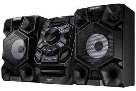 Groupon Goods Global GmbH - Samsung MX-J630 Mini Audio System With Free Delivery - Save 41%