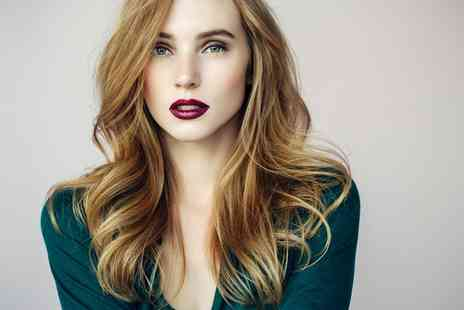L.D. Hair - Cut and Blow Dry Plus Optional TBar Highlights, Full Head Colour or Half Head Highlights - Save 50%