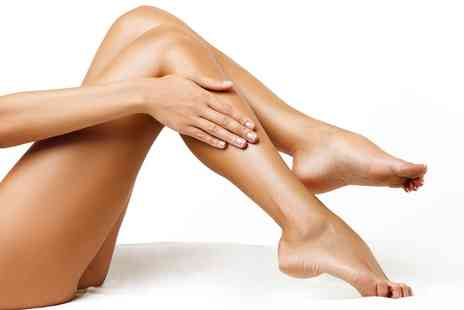 Skinspiration - Six Sessions of Laser Hair Removal on One Small, Medium or Large Area - Save 61%