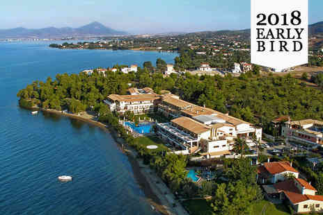 Negroponte Resort Eretria - Five Star Seafront Luxury on an Unspoiled Island - Save 61%