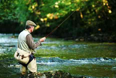 The Arundell Arms Hotel - Half day fly fishing tuition - Save 55%