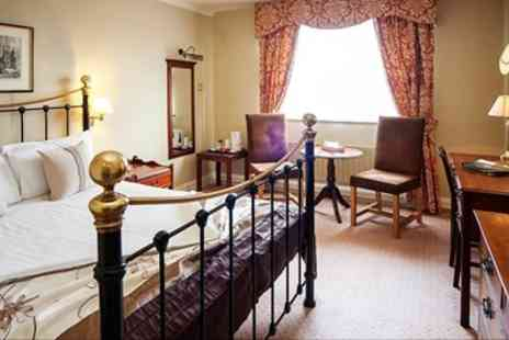 The Lion Hotel - Shrewsbury coaching inn stay with meals - Save 42%