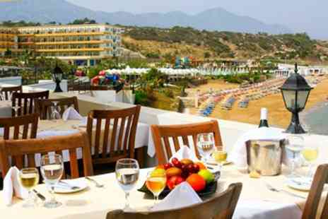 Cyprus Paradise - Seven night North Cyprus family holiday with flights & free tour - Save 0%