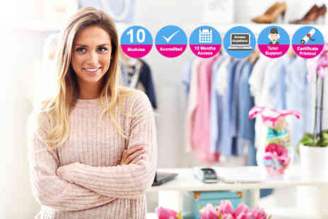Oplex Careers - Accredited retail management course - Save 91%