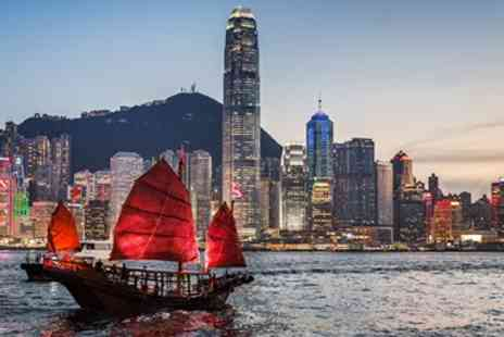 Book in Style - Three night Hong Kong stay with 9 night Japan cruise - Save 0%