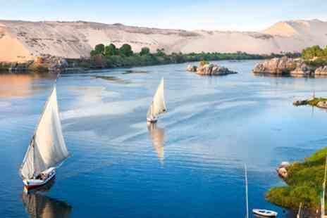 Going Luxury - Fourteen night Nile cruise & all inclusive Red Sea stay - Save 0%