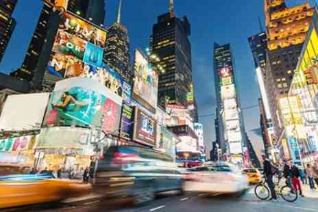Row NYC - NYC Stylish 4 Star Times Square Hotel Stay - Save 0%