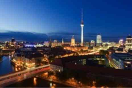 KPX Travel - In Berlin Two Night Stay For Two With Flights and Breakfast - Save 29%