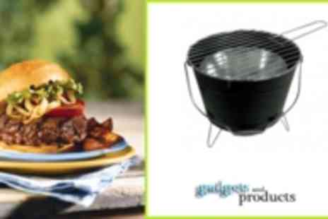 Gadgets and Products - Deluxe Bucket BBQ - Save 50%