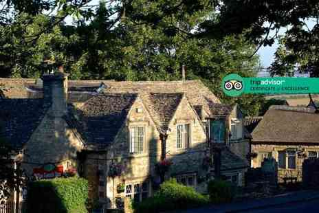 The Lamb Inn - Overnight 4 Star Cotswolds stay for two with breakfast - Save 40%