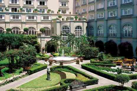 The Four Seasons Hotel - Luxurious Stays in Mexico City Stay - Save 0%