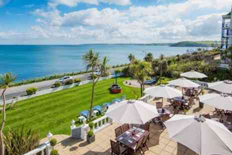 The Royal Duchy Hotel - Cornwall seafront stay with dinner - Save 0%