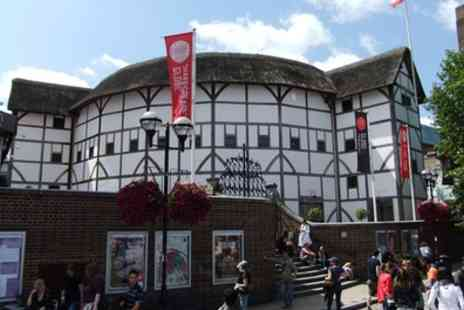 The Shakespeare - Shakespeares Globe Exhibition and Tour Tickets on 1 November 2017 To 28 February 2018 - Save 25%