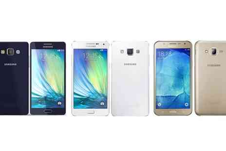 Groupon Goods Global GmbH - Refurbished Samsung Galaxy Smartphones With Free Delivery - Save 0%