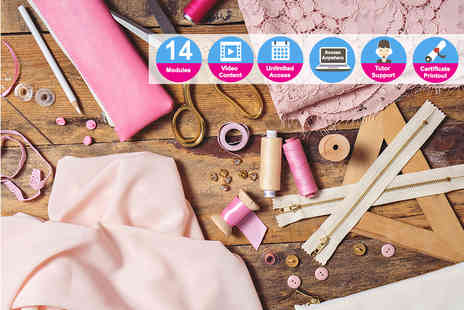 Skill Success - Sewing 101 online course - Save 91%