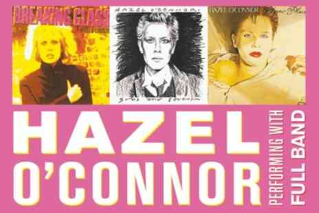Hazel O Connor - One Standing or Seated Ticket to Hazel O Connor on 18 November to 2 December - Save 50%