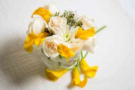 La Belle Fleur - Floral Arrangement Class or Hand Tied Flowers Course for One or Two - Save 28%