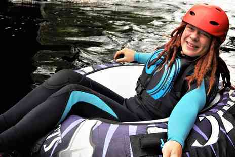 Action Adventure Activities - Gorge Walking and River Tubing for One or Two - Save 56%