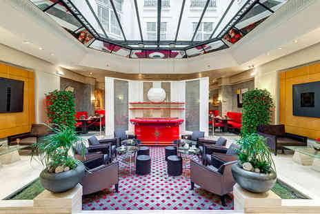 Hotel Astra Opera - Four Star Sophisticated Style Stay For Two in the Heart of Paris - Save 62%