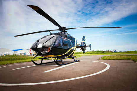 Whizzard Helicopters - One hour helicopter flying lesson - Save 50%