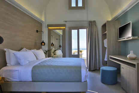 Fileria Suites - Three Star Luxury Suites in Oia Stay For Two - Save 48%