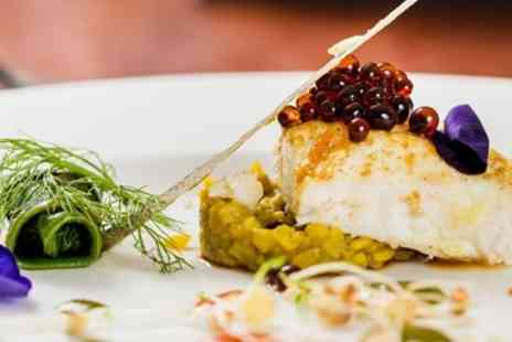 Ambrette Margate - AA Rosette awarded lunch & coffee for 2 - Save 41%