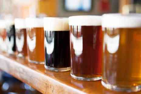 Bespoke Brewery - Forest of Dean Brewery tour & beer tasting for 2 - Save 42%