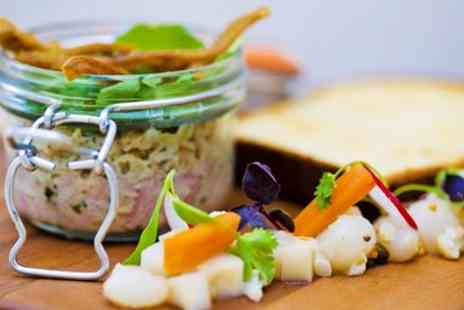 Camerons Brasserie - Three course meal for 2 at Stony Stratford brasserie - Save 43%