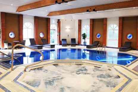 The Hog's Back Hotel & Spa Farnham - Surrey escape with 3 course dinner - Save 45%