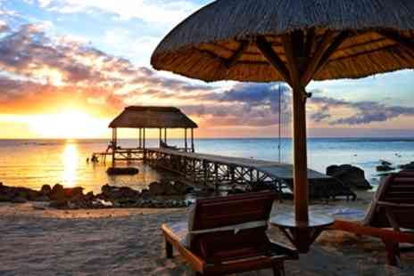 Emirates Holidays - Five star all inclusive Mauritius escape with Emirates flights - Save 0%