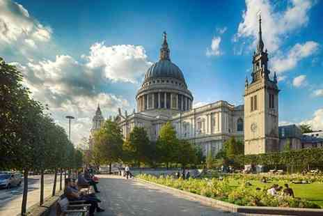 Buyagift - St. Pauls Cathedral visit for two - Save 0%