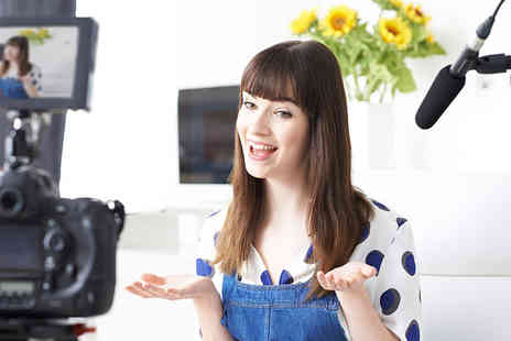 The Greenhouse Gibb Street - Two hour YouTube production class with Smart Films - Save 95%