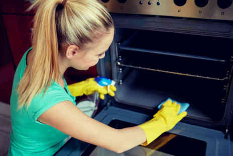 Nationwide UK Cleaning - Oven cleaning service - Save 40%