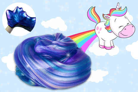 Evre - Bag of unicorn rainbow slime - Save 73%