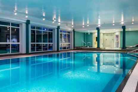 Doubletree by Hilton Cheltenham - Full Spa Day with Two 25 Minute Treatments and Leisure Area Access - Save 54%