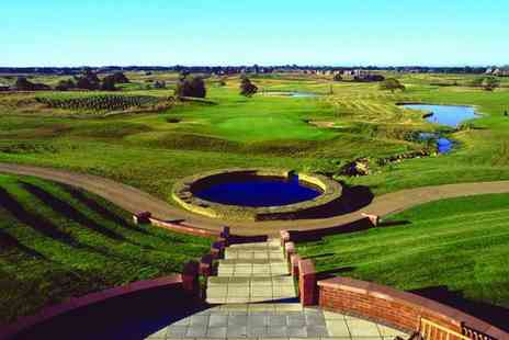 Wychwood Park - 18 Holes of Golf with Coffee and Bacon Roll for Two or Four - Save 55%