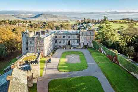 Appleby Castle - Cumbrian castle Afternoon tea for 2 & grounds entry - Save 47%