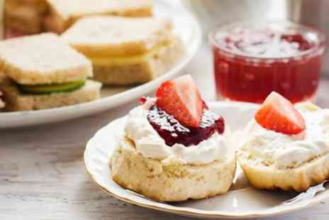 The Vine Eno Gastro Pub - Afternoon tea & prosecco for 2 - Save 34%