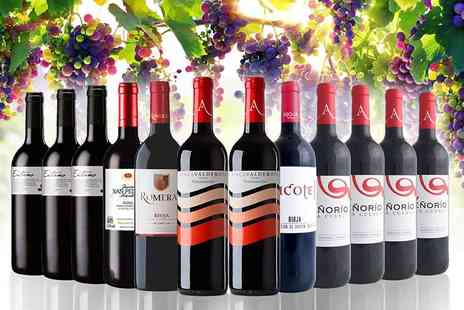 San Jamon - Collection of Spanish red wines - Save 58%