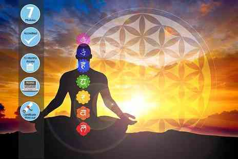 Kew training academy - Chakras And energy body course - Save 84%