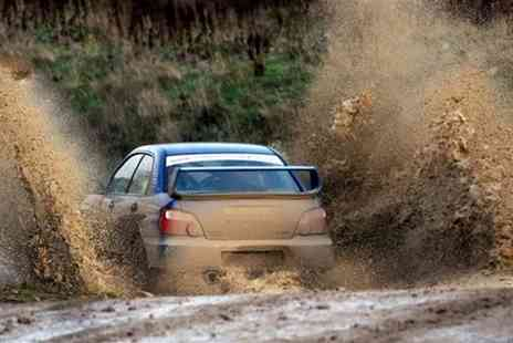 Extreme Rally - Supersprint rally driving experience with Extreme Rally choose from three locations - Save 25%