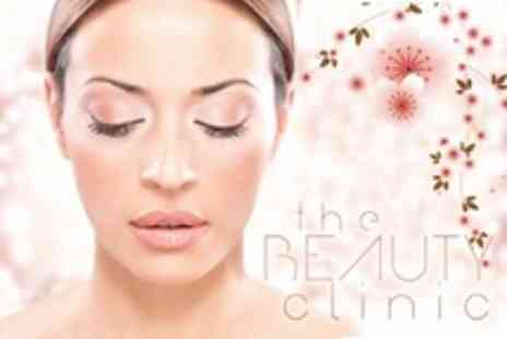 The Beauty Clinic - Facial and Eyebrow Shape With Luxury Manicure - Save 66%