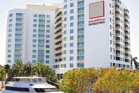 DoubleeTree by Hilton Hotel - Fort Lauderdale 4 Star All Suite Hotel Stay - Save 0%