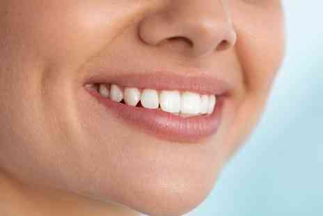 Imperial Smile Clinic - One or two LED teeth whitening session including a consultation - Save 80%