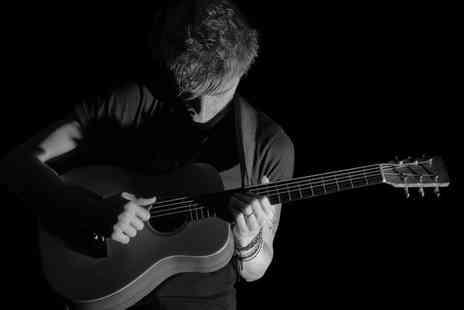 ICB Centre - Two tickets to an Ed Sheeran tribute evening including two course tapas dining - Save 53%